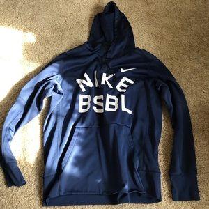 Other - Nike baseball hoodie